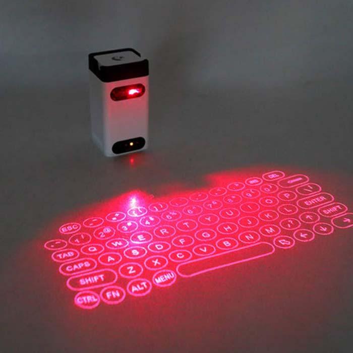 کیبرد مجازی لیزری M1