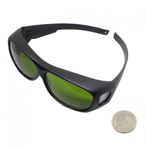 عینک تخصصی محافظ لیزر - محدوده200-450 نانومتر و 800-2000 نانومتر