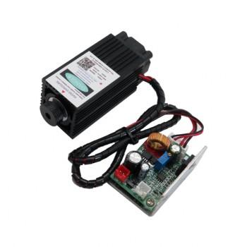 دیود لیزر 450 نانومتری2.5 وات با قابلیت کنترل TTL