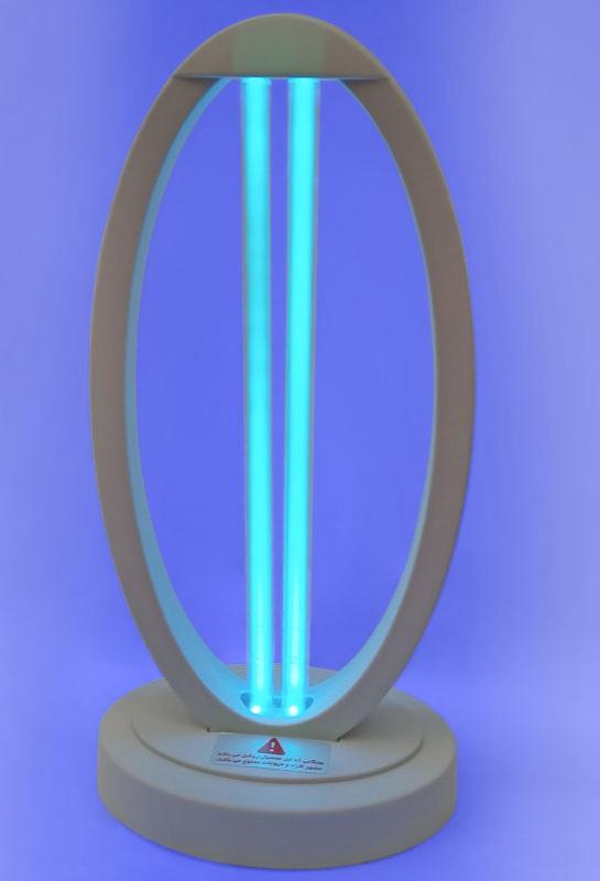 دستگاه ضدعفونی کننده uv خانگی ۳۸ وات قابل حمل