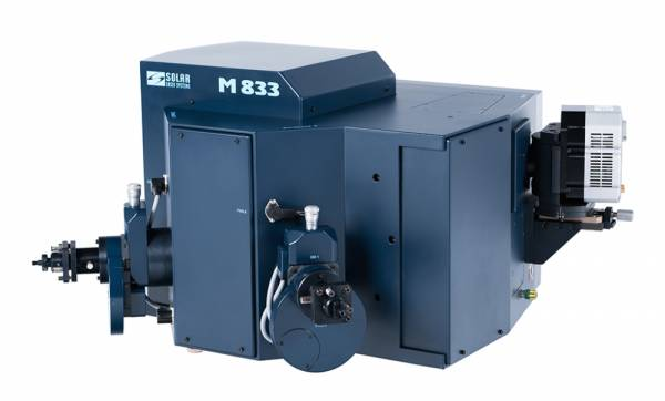 High-Resolution Automated Raman Spectrograph Model M833