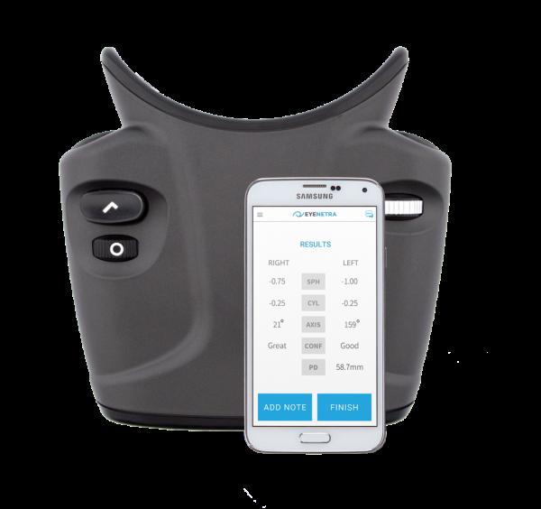 NETRA Smartphone Autorefractor