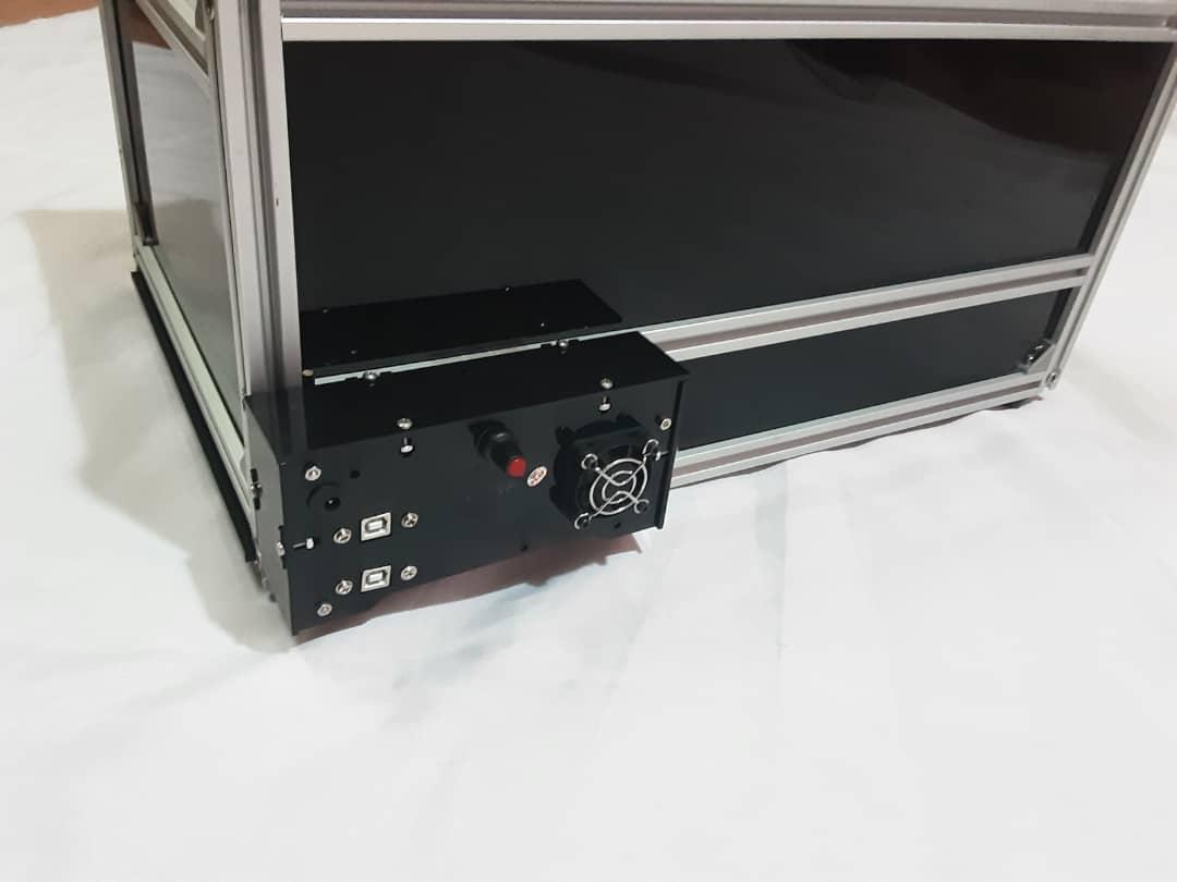 دستگاه رشد سلول لیزر ابعاد مدل GBS-2020