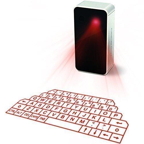 کیبرد مجازی لیزری با تکنولوژی هولوگرافی لیزری