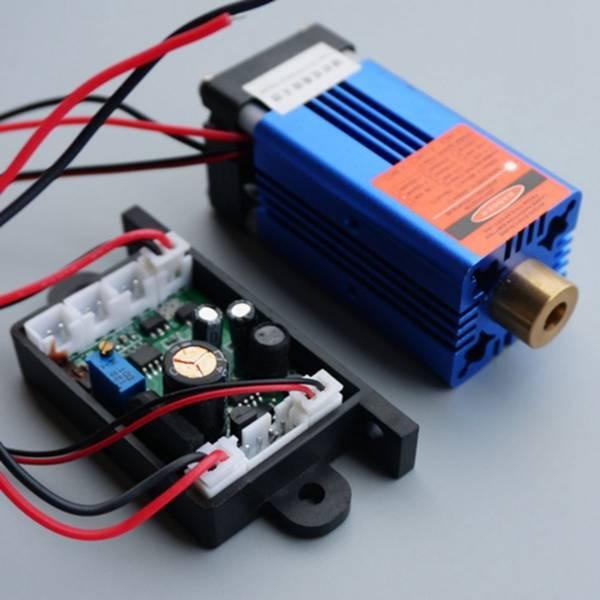 لیزر قدرت آزمایشگاهی  1W 850nm