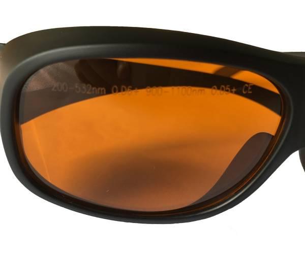 عینک محافظ لیزر Nd