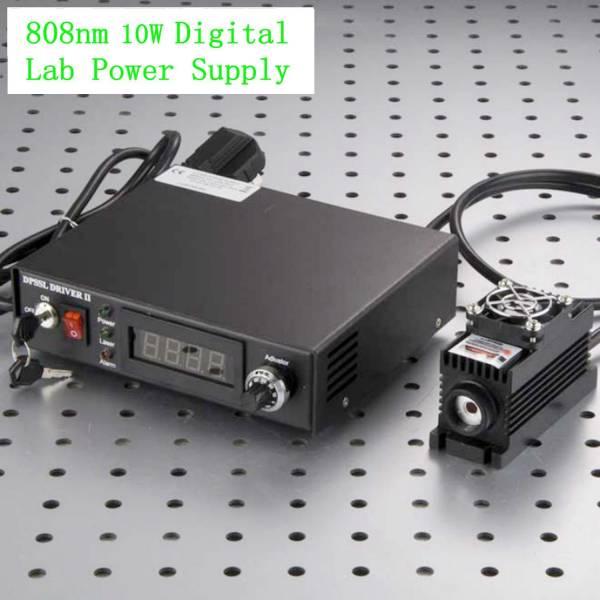 لیزر قدرت  808nm  10W