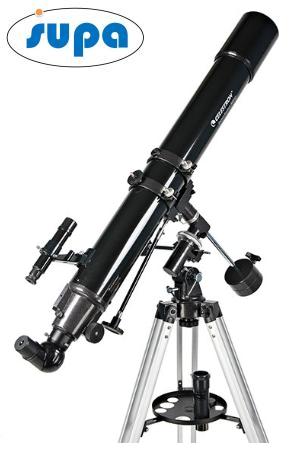 تلسکوپ سلسترون پاورسیکر 80EQ