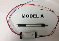 منبع تغذیه لیزر He-Ne ولتکس (Voltex Inc.) ساخت آمریکا مدل A-14-00