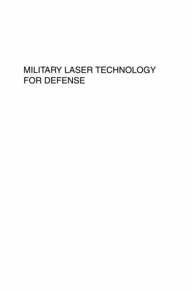 دانلود کتاب تکنولوژی لیزر نظامی برای دفاع