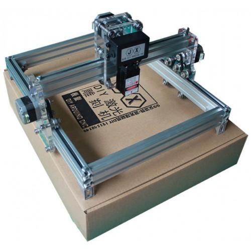 دستگاه حکاکی خانگی لیزری مینیاتوری سایز 23 در 32 سانتیمتر