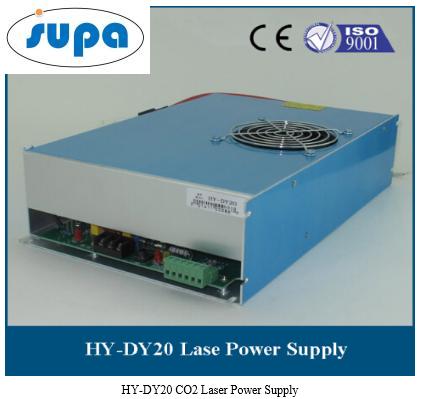 منبع تغذیه لیزر CO2 (150 وات) مدل DY-20