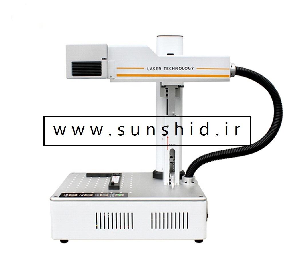 دستگاه حکاکی لیزری فایبر سری GPluse مدل GP-one