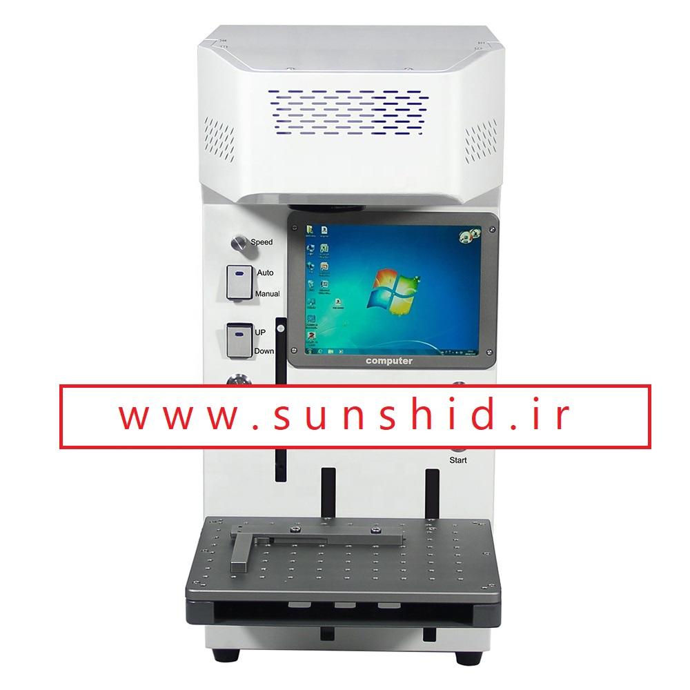 دستگاه حکاکی لیزری فایبر سری GPluse مدل GP-2058A