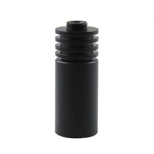 خنک کننده ی فلزی دیود لیزر وات بالا به همراه لنز - ابعاد 18X45mm