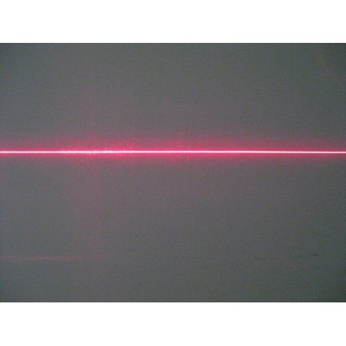 ماژول لیزر قرمز 5mW خطی - پنج ولت