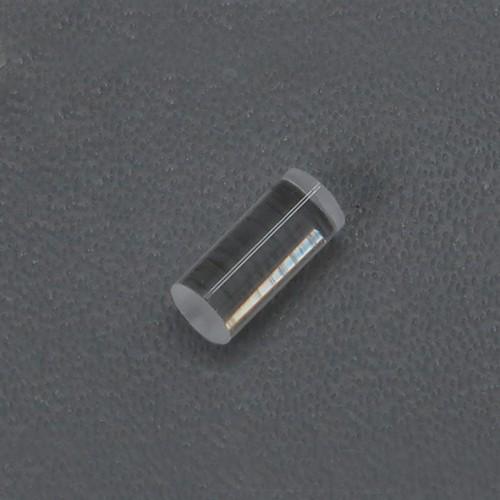 لنز لیزر دارای قطر 3mm و زاویه 120 درجه