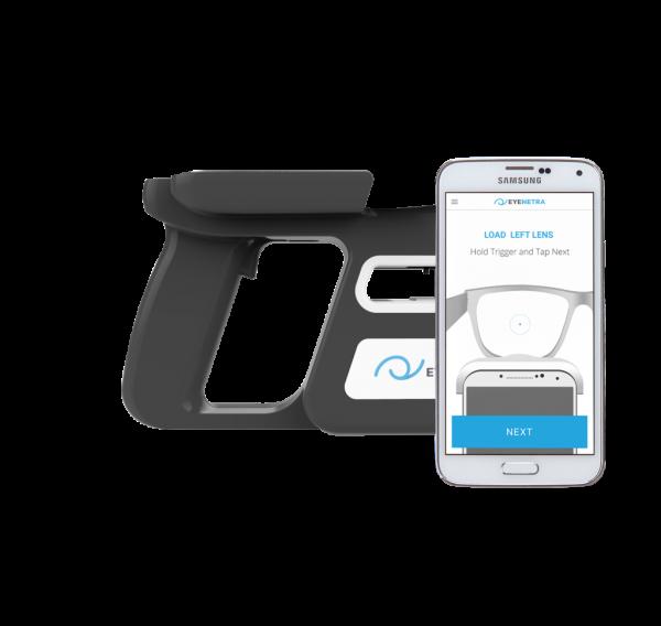 لنزومتر آمریکایی Smartphone Lensometer